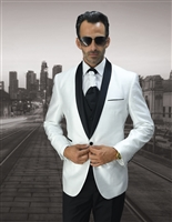Statement | Bellagio 3-Piece Modern Tuxedo Suit