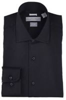 Christopher Lena Black Slim Fit Shirt