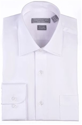 Christopher Lena White Slim Fit Shirt