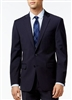 Calvin Klein Solid Navy -X-Fit Slim Suit