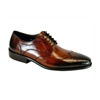 Carrucci Calfskin Lace-Up Oxford - KS-099-813A