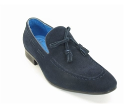Carrucci Suede Slip-On Loafer