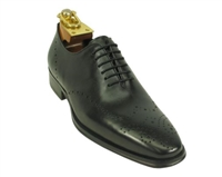 Carrucci Calfskin Lace Up Shoe - KS261-01