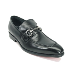 Carrucci Calfskin Slip On Shoe - KS478-02