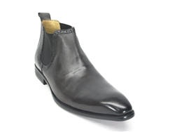 Carrucci Hand Burnished Chelsea Boots