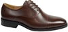 La Milano Cap Toe Brown