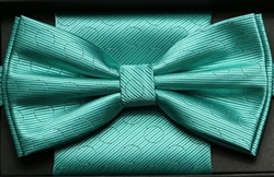 Steven Land Big Knot Fancy Turquoises Bowties
