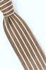 Steven Land Fancy Gold Stripe Tie