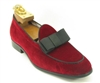 Carrucci Velvet Prom Loafer