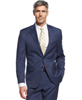 Big & Tall Ralph Lauren - Lexington Blue Plaid Suit