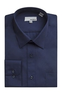 Modena - French Blue Slim Fit Dress Shirt