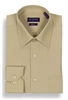 Modena - Sand Slim Fit Dress Shirt