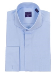 Big & Tall Modena- French Cuff Cutaway Shirt