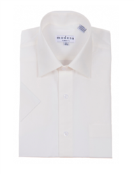 Modena - Egg Shell Classic Fit Dress Shirt