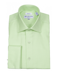 Modena - Lime Classic Fit Dress Shirt