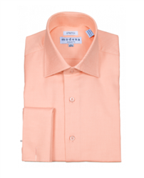 Modena - Melon Classic Fit Dress Shirt