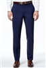 MaxDavoli Solid Navy Slacks