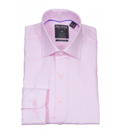 Proper Pink Wrinkle Free Contemporary Fit