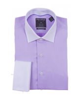 Proper Purple Wrinkle Free Contemporary Fit