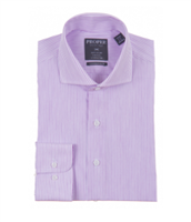 Proper Lavender Wrinkle Free Contemporary Fit