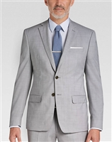 Calvin Klein Infinite Stretch Light Grey Suit