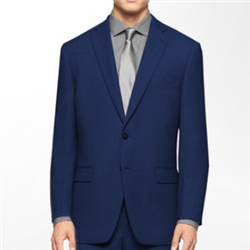 Calvin Klein Solid  Suit Modern Fit