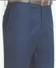 Prive Solid Navy Slacks