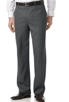 Prive Solid Charcoal  Slacks