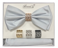Brand Q Bow Ties with Rings