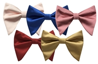 Brand Q Solid Long Bow Ties