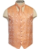 Brand Q - Paisley Orange Vests