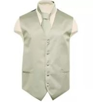 Brand Q - Solid Grey  Vests
