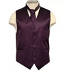 Brand Q - Solid Purple Vests