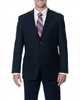 Caravelli  Solid Navy Suit Modern Fit