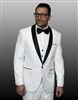 Statement Enzo-7 White Tuxedo Modern Fit