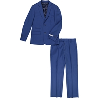 Boy's American Exchange Blue Suit