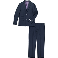 Boy's American Exchange Navy Suit