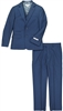 Boy's American Exchange Birdseye Suit
