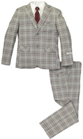 Boy's 5 Piece Suit Set