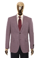 Vitale Barberis | Red Sports Coat