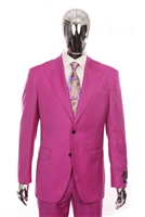 Vitale Barberis | Modern 2-Piece Peak Pink Suit