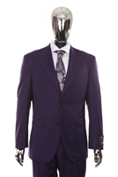 Vitale Barberis | Modern 2-Piece Peak Purple Suit
