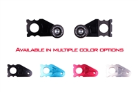 BMW S1000R / S1000RR Axle Block Slider Spools