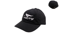 T-Rex Racing T-Rex Racing Black Embroidered Cap