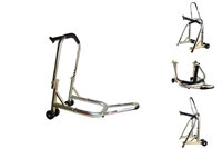 T-Rex Racing Gold Front & Triple Tree Motorcycle Stand V