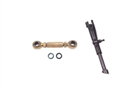 T-Rex Racing 2005 - 2012 Triumph Daytona 675 / R Lowering Link & Adjustable Kickstand
