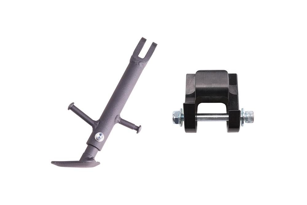 Gladius Combo Kit Rear Lowering Link and Adjustable Kickstand