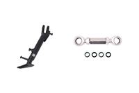 T-Rex Racing 2014 - 2015 Kawasaki Ninja 1000 / Z1000 Lowering Link & Adjustable Kickstand