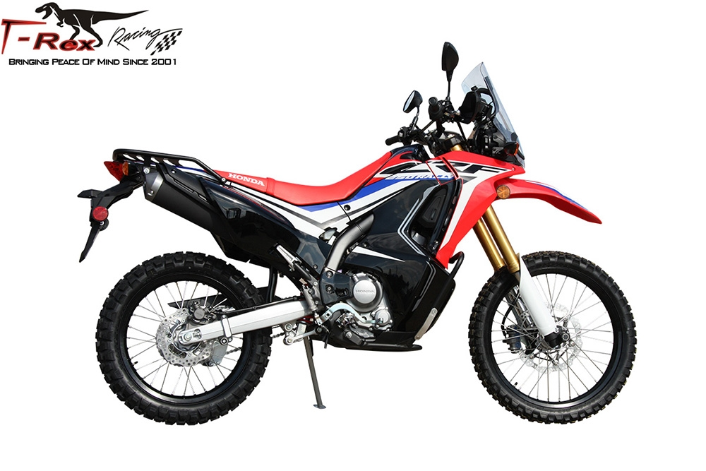 T Rex Racing Crf250l Rally Engine Guards