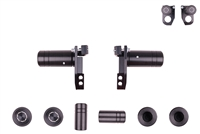 1998 - 2006 Suzuki Katana 600 / 750 / GS1100S No Cut Frame Sliders (GSX650F - GSX750F)